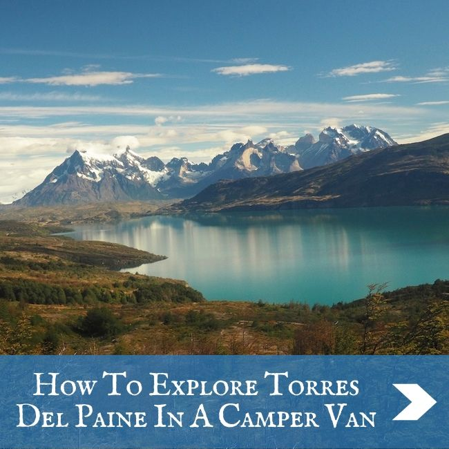 ITINERARIES - Torres del Paine