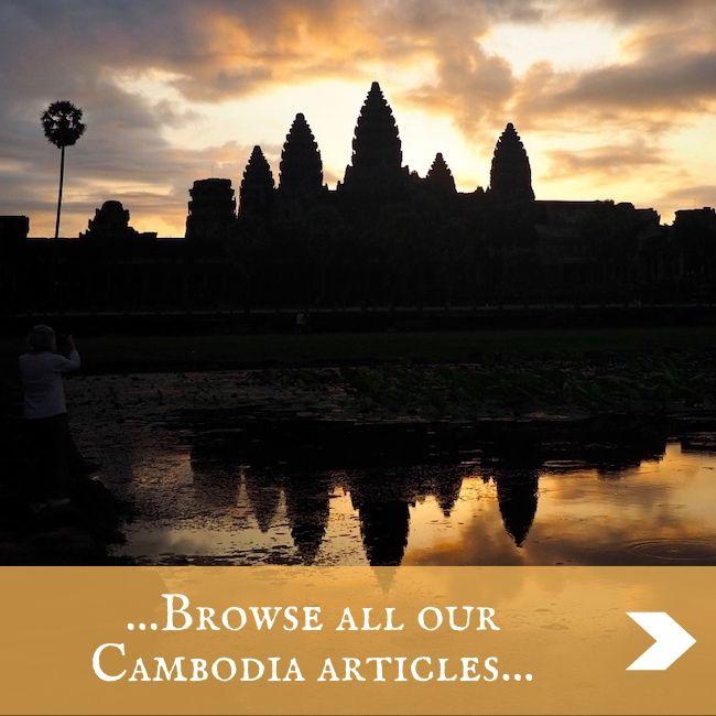 CAMBODIA - Home Page