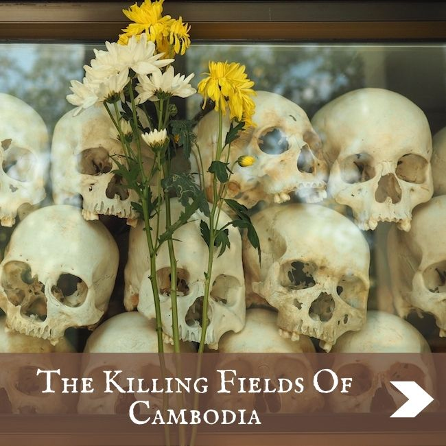 CAMBODIA - Killing Fields