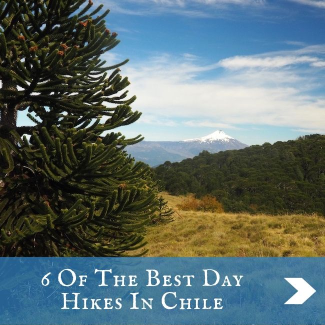 CHILE - Day Hikes