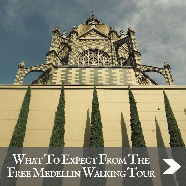 COLOMBIA - Medellin Walking Tour
