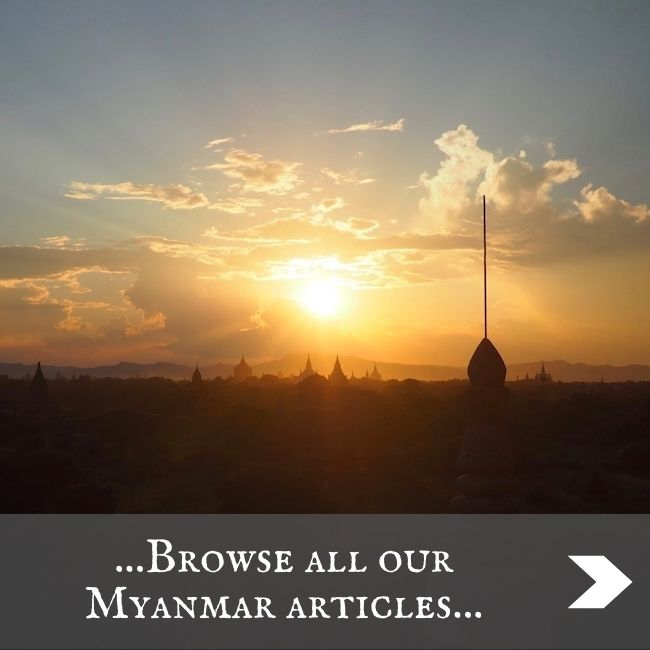 MYANMAR - Home page