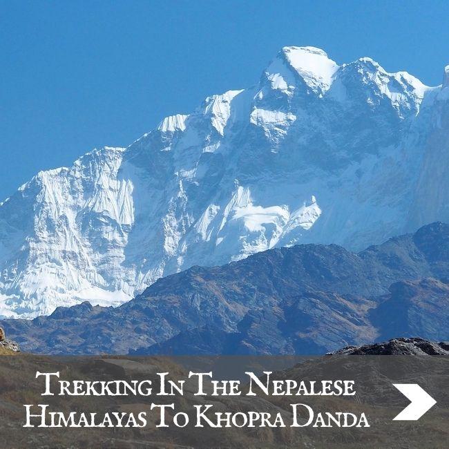 HIKING - Nepal