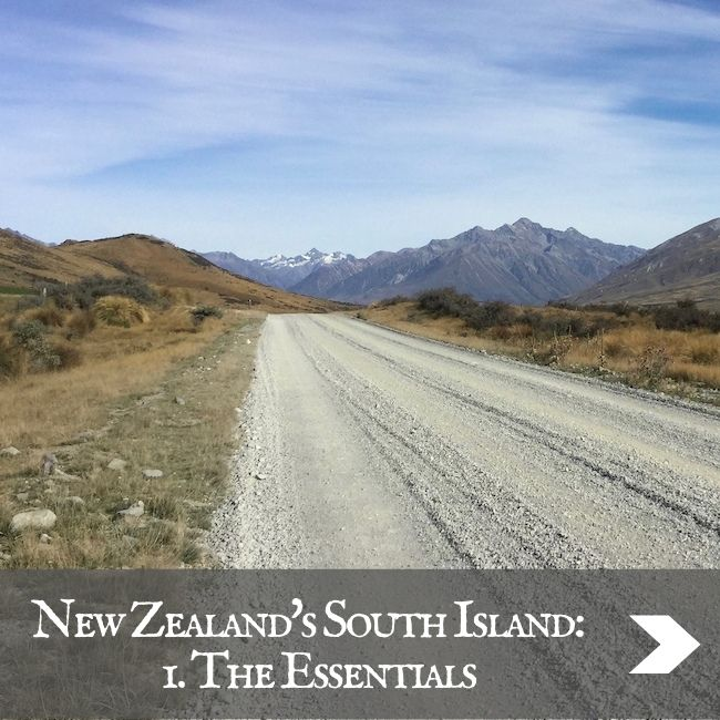 NEW ZEALAND - Road Trip essentials