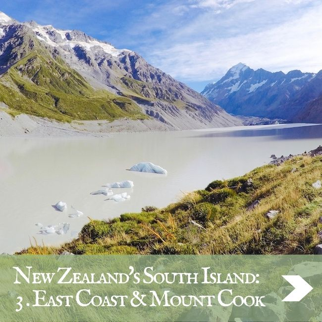 NEW ZEALAND - South Island East Coast