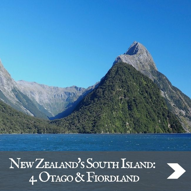 NEW ZEALAND - South Island Otago & Fiordland