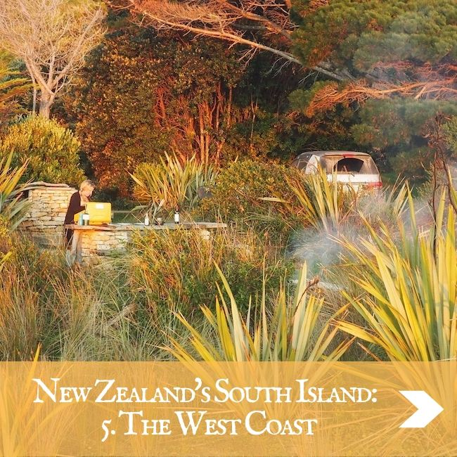 NEW ZEALAND - South Island West Coast