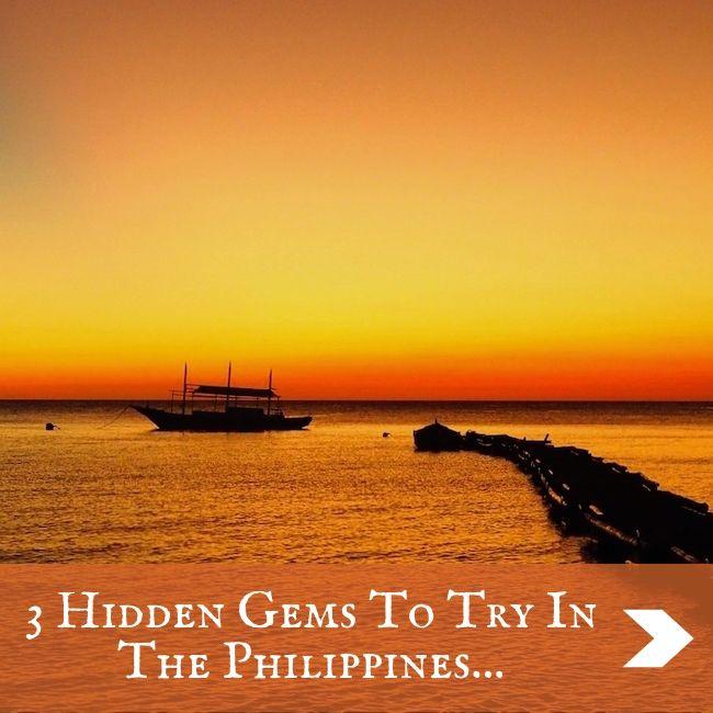 PHILIPPINES - Hidden Gems