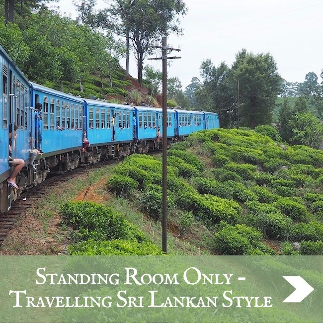 SRI LANKA - Travelling