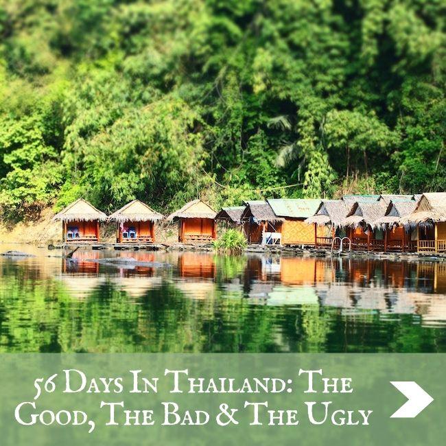 THAILAND - 56 Days
