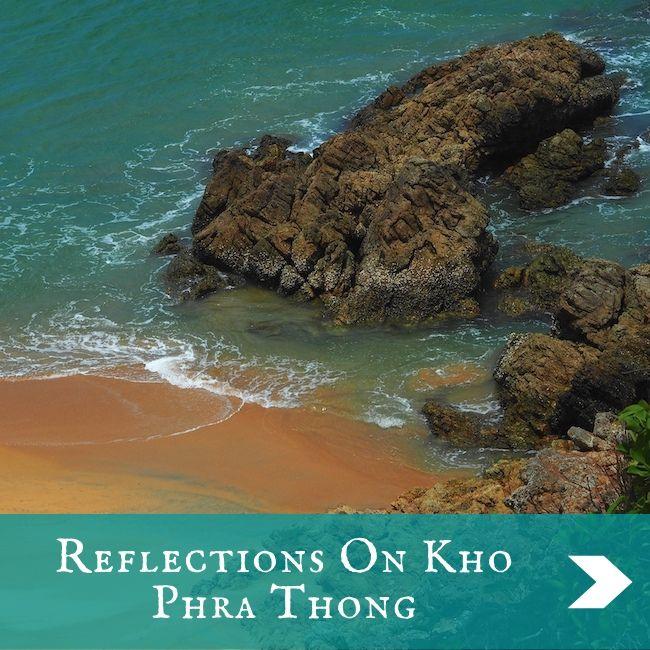 THAILAND - Koh Phra Thong