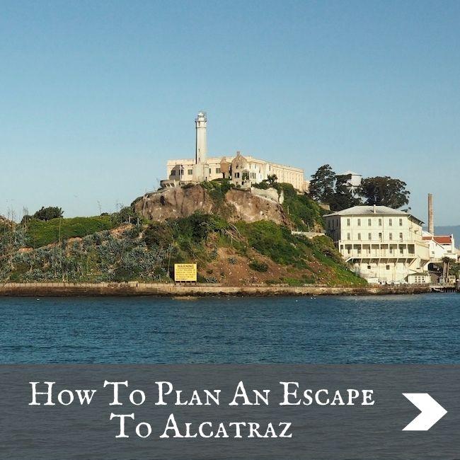 USA - Alcatraz