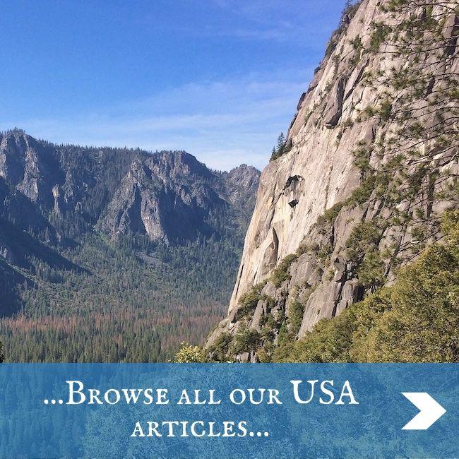 USA - home page