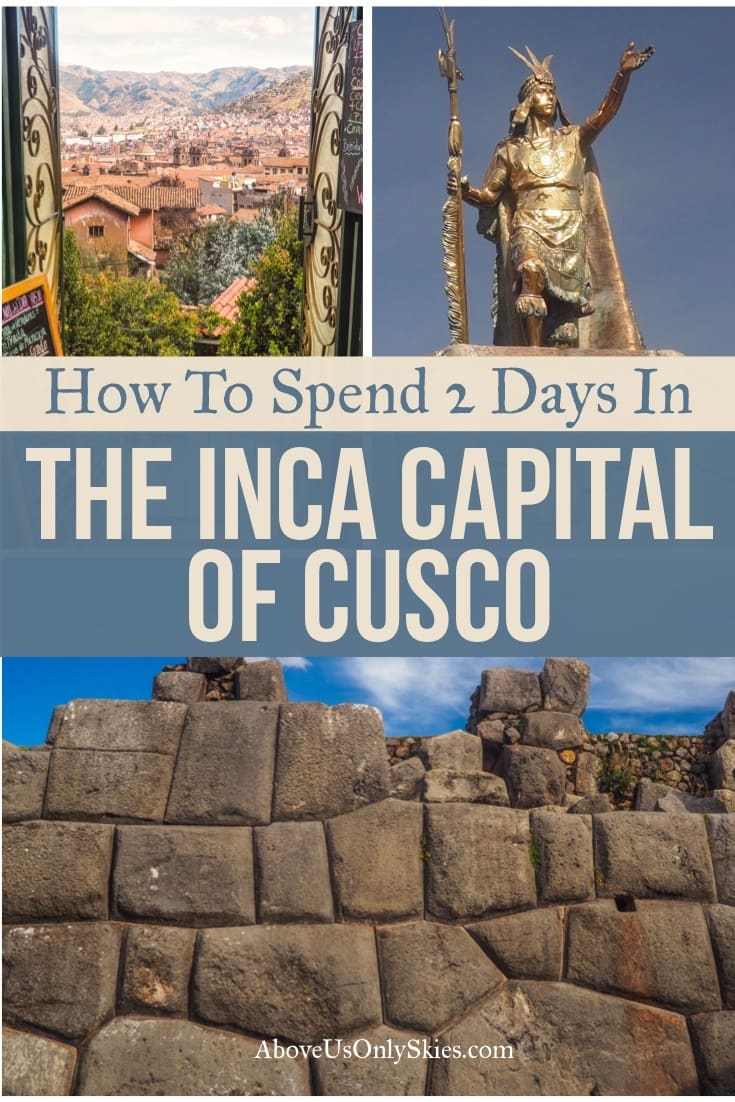As the gateway to the treasures of Machu Picchu and the Sacred Valley, Cusco is an essential stop for any visitor to Peru. Here's our 2-day guide #cuscotravel #cuscoperuthingstodo #perutravel #peruvianart #sacredvalleyoftheincas #sacredvalleyperu #sacsayhuaman #incatrail #incaempire #incaperu #boletoturisticocusco