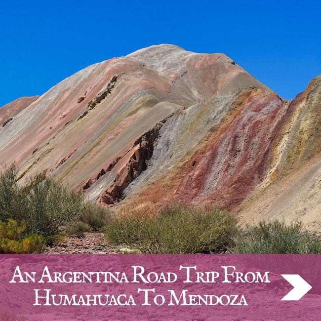 ARGENTINA - A Road Trip From Humahuaca to Mendoza
