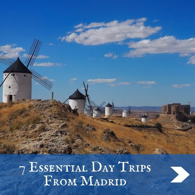 SPAIN - Day Trips From Madrid