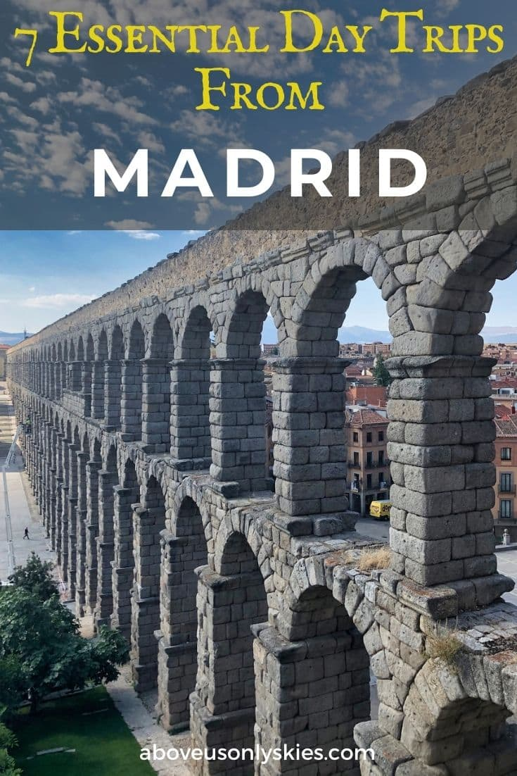 Spain's capital city is a bona-fide world-class travel destination - but here are 7 worthwhile and historic day trips from Madrid that shouldn't be missed