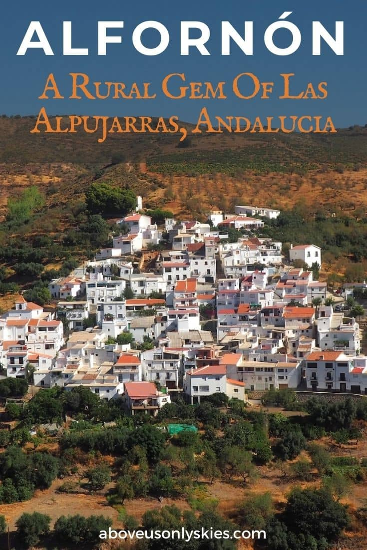 Tucked away in a remote valley of Las Alpujarras, amidst endless almond and olive groves, we reckon Alfornon is rural Andalucia at its best