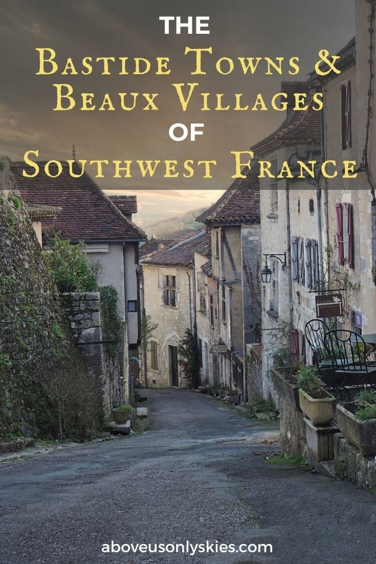 """The bastide towns and """"beaux villages"""" of southwest France boast an enticing mixture of history and beauty - here are 12 of our favourites"""