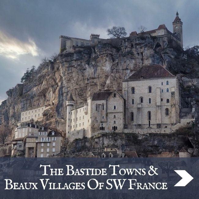 FRANCE - Bastides