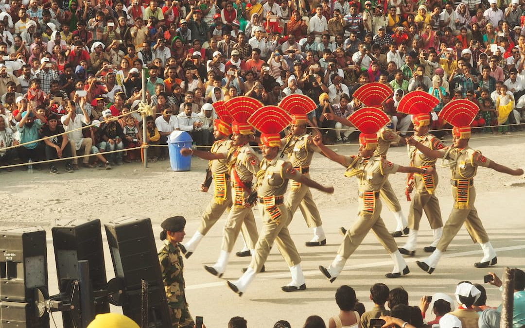 The Wagah Border Ceremony: An Indian-Pakistani Pantomime